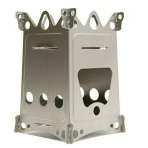 Fireant Stainless Stove Emberlit