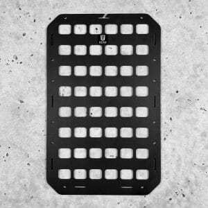11 x 17.5 inches rmp molle panel for Backpack Insert