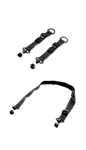 Straps for Molle Panel